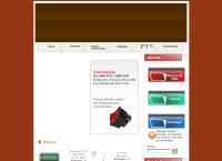 Site do J Rossan Eletrônica e Telefonia