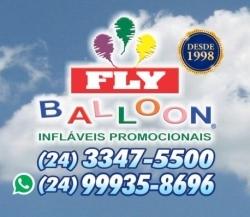 Fly Balloon Balões Personalizados e Infláveis Promocionais