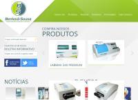 Site do Bentes & Sousa