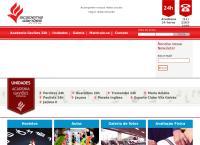 Site do Academia Gaviões