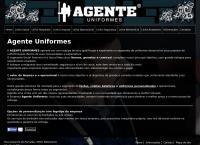 Site do Agente Uniformes