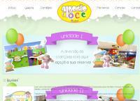 Site do Algodão Doce Buffet Infantil