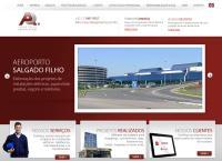Site do Aq Projetos De Instalações Ltda - Barra Da Tijuca