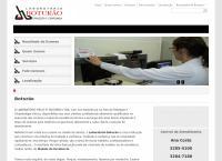 Site do Laboratório Clínico Dr Hélio Reis Boturao Ltda - Vila Matias