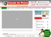 Site do Revenda Oficial Pirelli - Caçula De Pneus