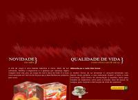 Site do Moinhos Unidos Brasil Mate S/a