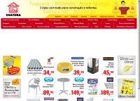 Site do Fornecedora Chatuba de Nilópolis Ltda