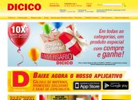 Site do Dicico