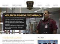 Site do Esparta Segurança Ltda - Santo André