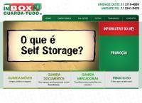 Site do In Box Guarda Tudo