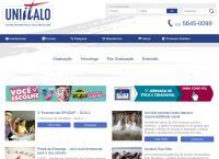 Site do Faculdade Ítalo Brasileira - Santo Amaro