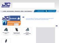 Site do Jc Freios Com. Auto Peças e Serv. Ltda