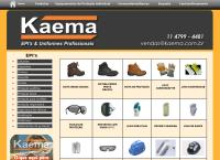 13dfa31887d00 Site do Kaema Comercial Ltda Me Visite o site. KAEMA EPI S, Equipamentos de proteção  individual, Mogi das Cruzes ...