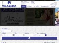 Site do Luiz Coelho Imóveis Ltda