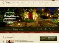 Site do Manary Praia Hotel