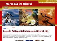 Site do Mercadão de Niterói
