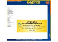 Site do Auto Viação Reginas