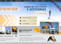 Site do Tecnolaços