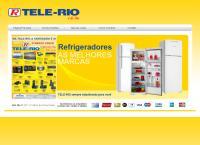 Site do Tele Rio Eletrodomésticos Ltda - Bonsucesso