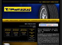 Site do Torrezan Pneus