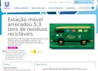 Site do Unilever Brasil Ltda