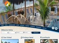 Site do Visual Praia Hotel Ltda