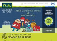 Site do Yázigi Internexus