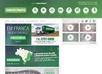 Site do Amazonas Produtos Para Calçados Ltda