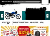 Site do Aversa Motos Ltda