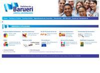 Site do Secretaria Municipal De Educação - Barueri