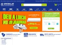 Site do Central Ar
