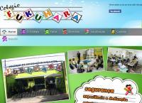 Site do Colégio De Educação Infantil Fukuhara