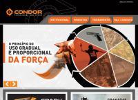 Site do Condor S/a Indústria Química