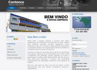 Site do Contenco Indústria e Comércio Ltda