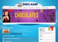 Site do Discamp