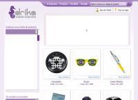 Site do Drika Produtos Promocionais Ltda