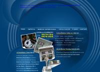 Site do Eletrônica Zona Norte Ltda
