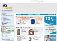 Site do Ferri Madeiras Materiais de Construção Ltda