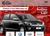 Site do Ciac Resende Automóveis Ltda
