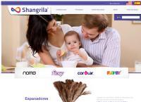 Site do Shangri-Lá Indústria e Comércio de Espanadores Ltda
