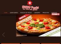 Site do Happy Festas Doceria Ltda
