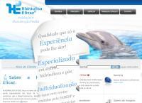 Site do Hidráulica Eficaz Ltda Me
