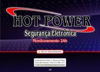 Site do Hot Power Segurança Eletrônica