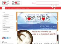 Site do Imc Instituto De Moléstias Cardiovasculares