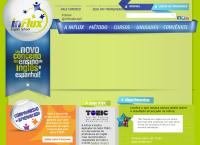 Site do Influx - English School