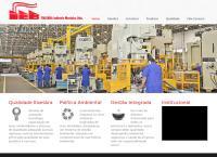 Site do Itaesbra Ind Mecânica Ltda