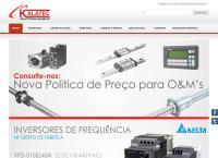 Site do Kalatec Automação Ltda