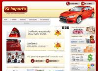 Site do Kr Import`s
