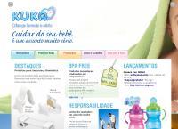 Site do Kuka Produtos Infantis Ltda