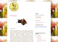 Site do Lg Bem Casados e Macarons